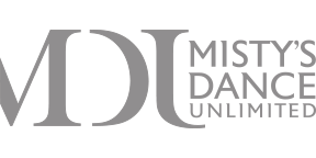 Misty's Dance Unlimited logo